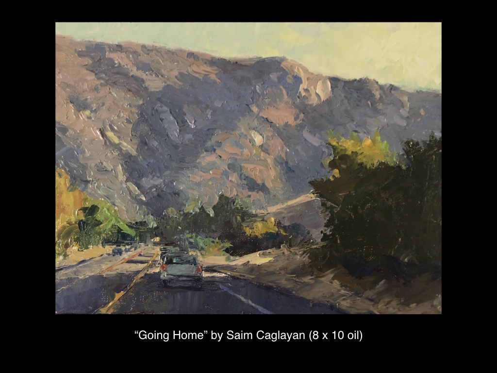 Going Home by Saim Caglayan