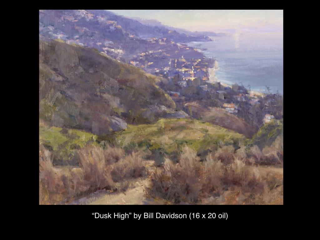 Dusk High by Bill Davidson