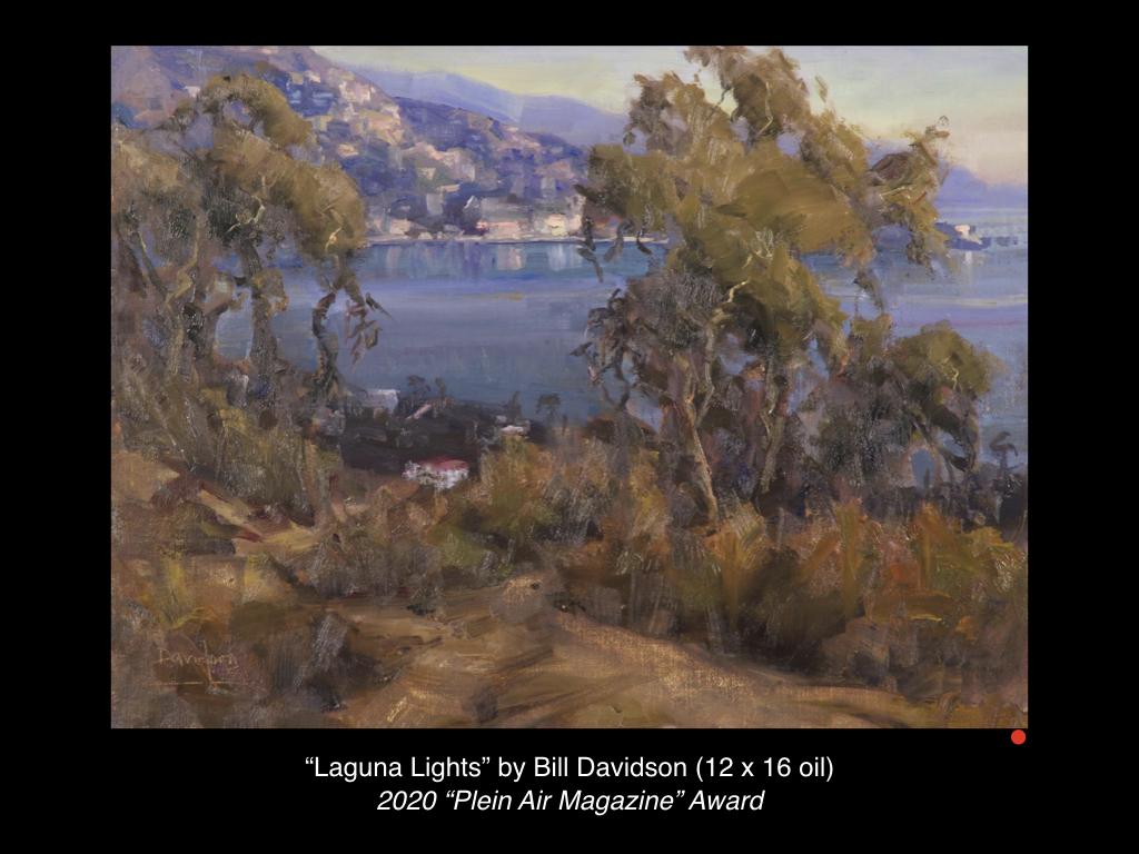 Laguna Lights by Bill Davidson