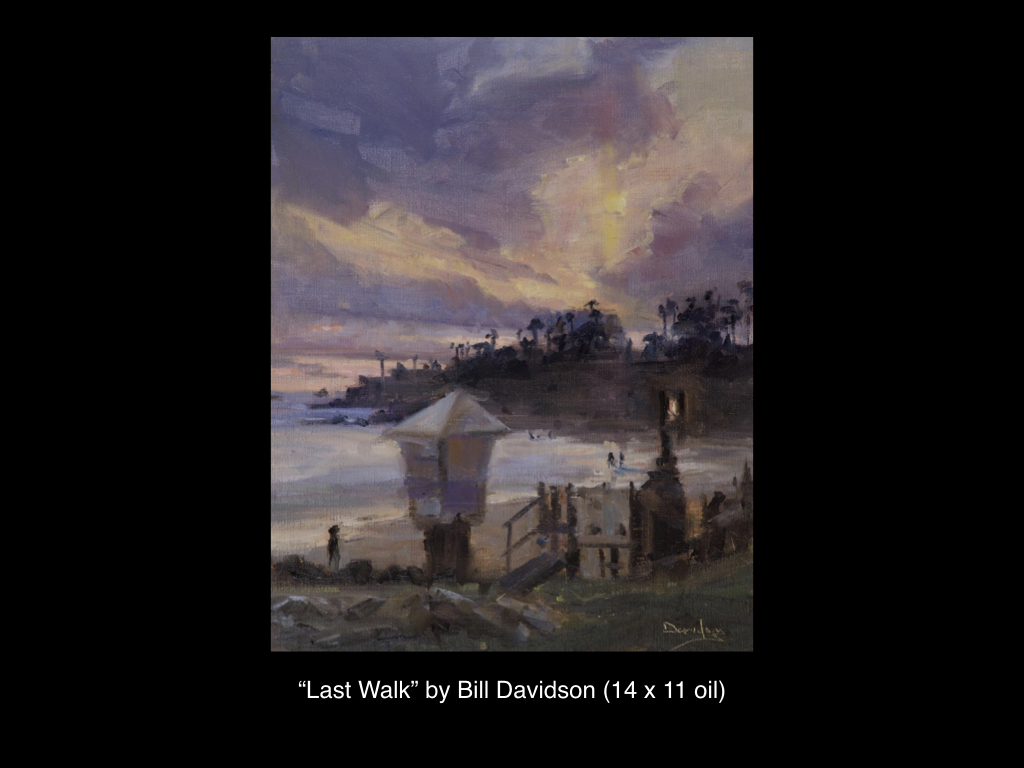 Last Walk by Bill Davidson