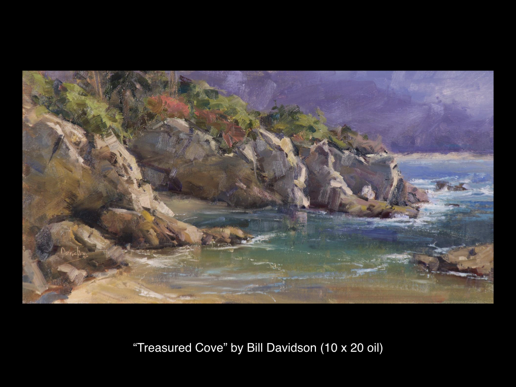 Treasured Cove by Bill Davidson