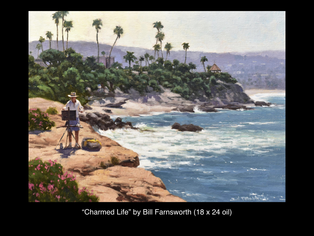 Charmed Life by Bill Farnsworth