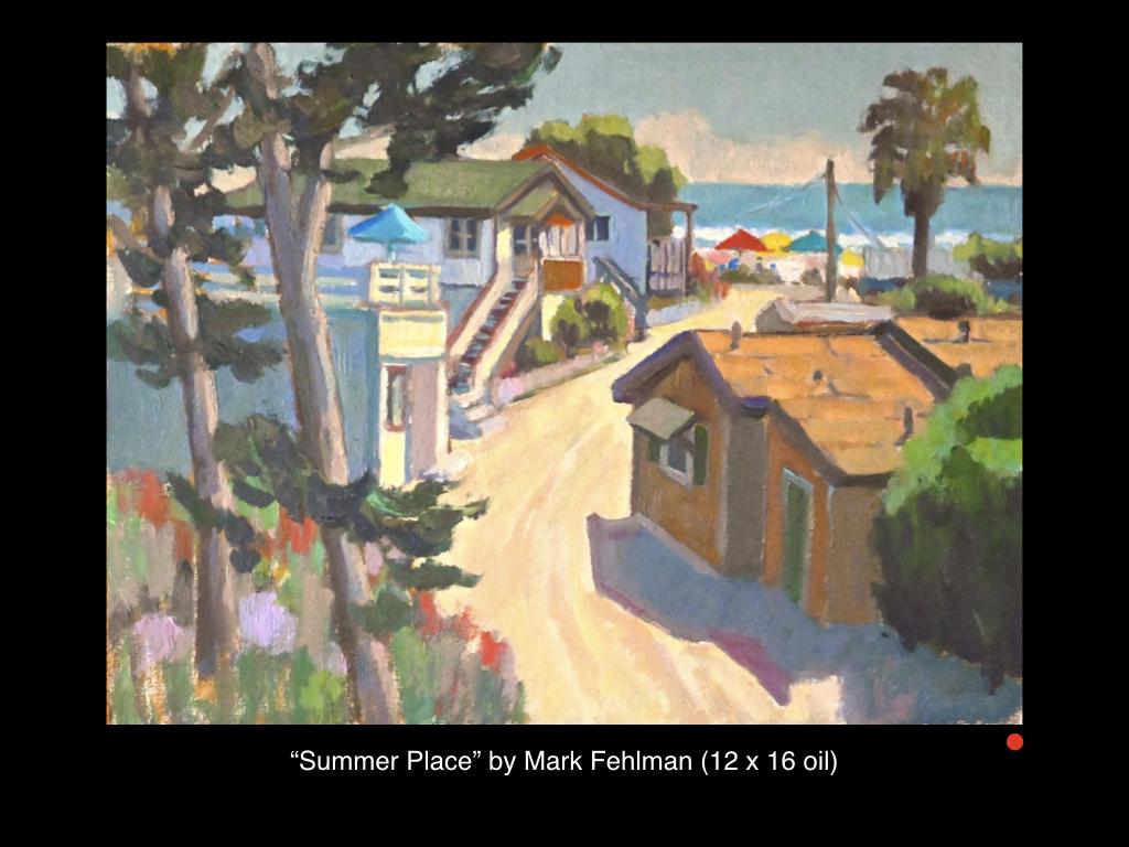 Summer Place by Mark Fehlman