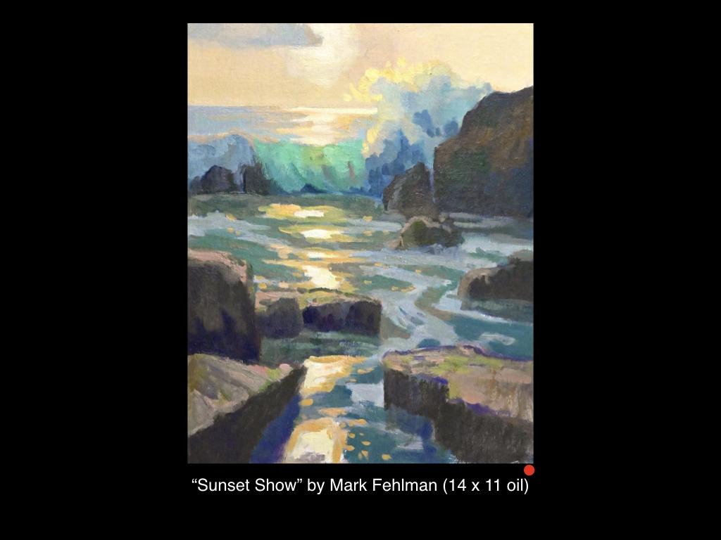 Sunset Show by Mark Fehlman