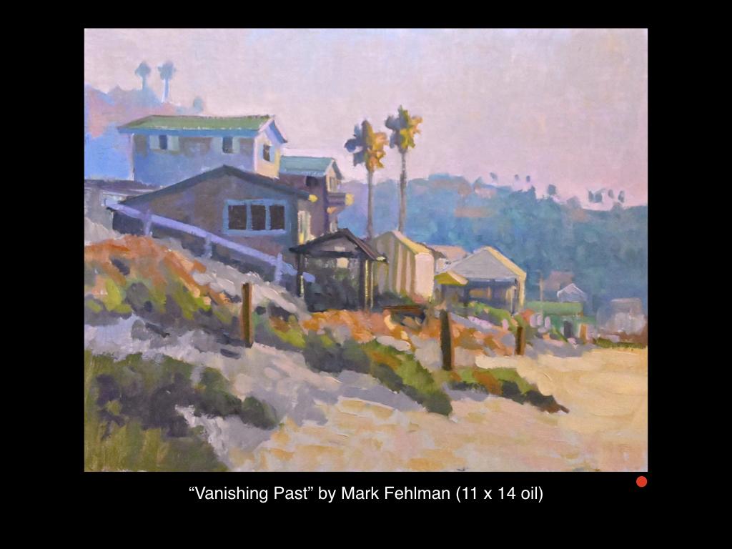 Vanishing Past by Mark Fehlman
