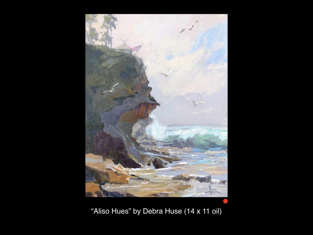 Aliso Hues by Debra Huse