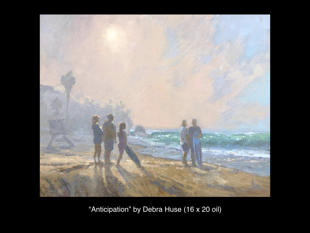 Anticipation by Debra Huse