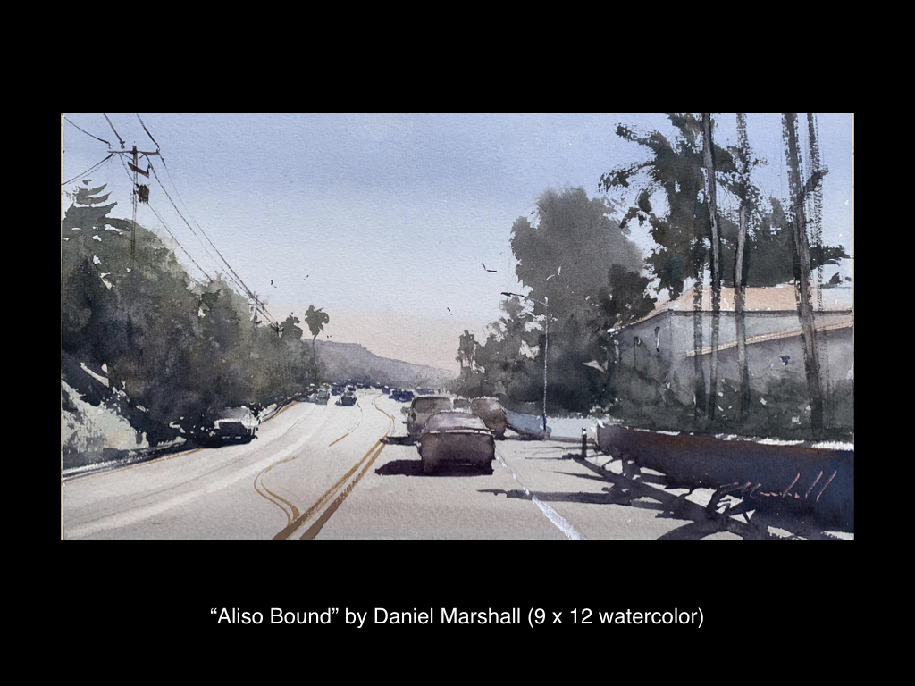 Aliso Bound by Daniel Marshall