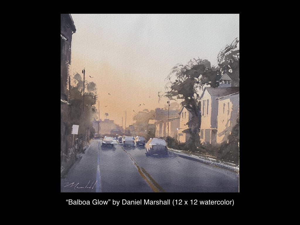 Balboa Glow by Daniel Marshall