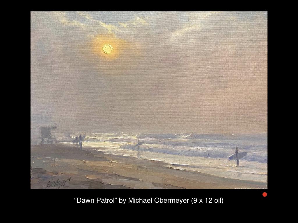 Dawn Patrol by Michael Obermeyer