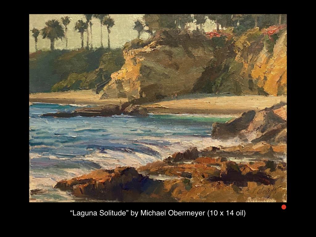 Laguna Solitude by Michael Obermeyer