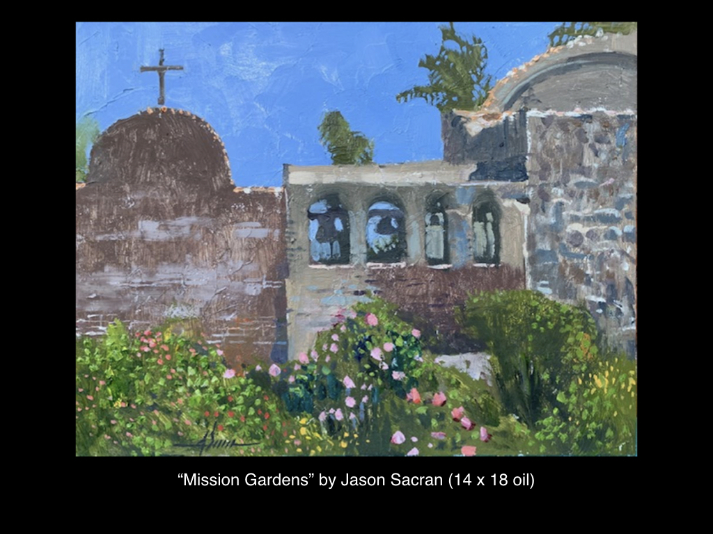 Mission Gardens by Jason Sacran
