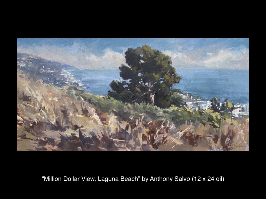 Million Dollar View, Laguna Beach by Anthony Salvo