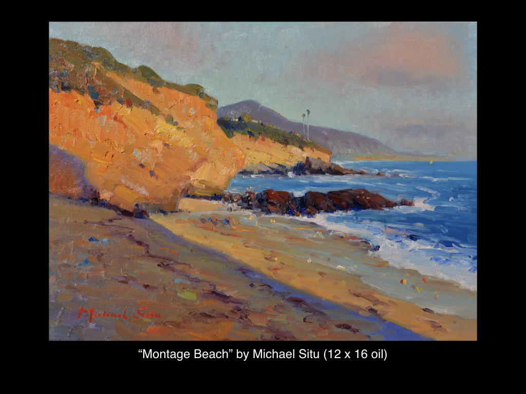 Montage Beach by Michael Situ