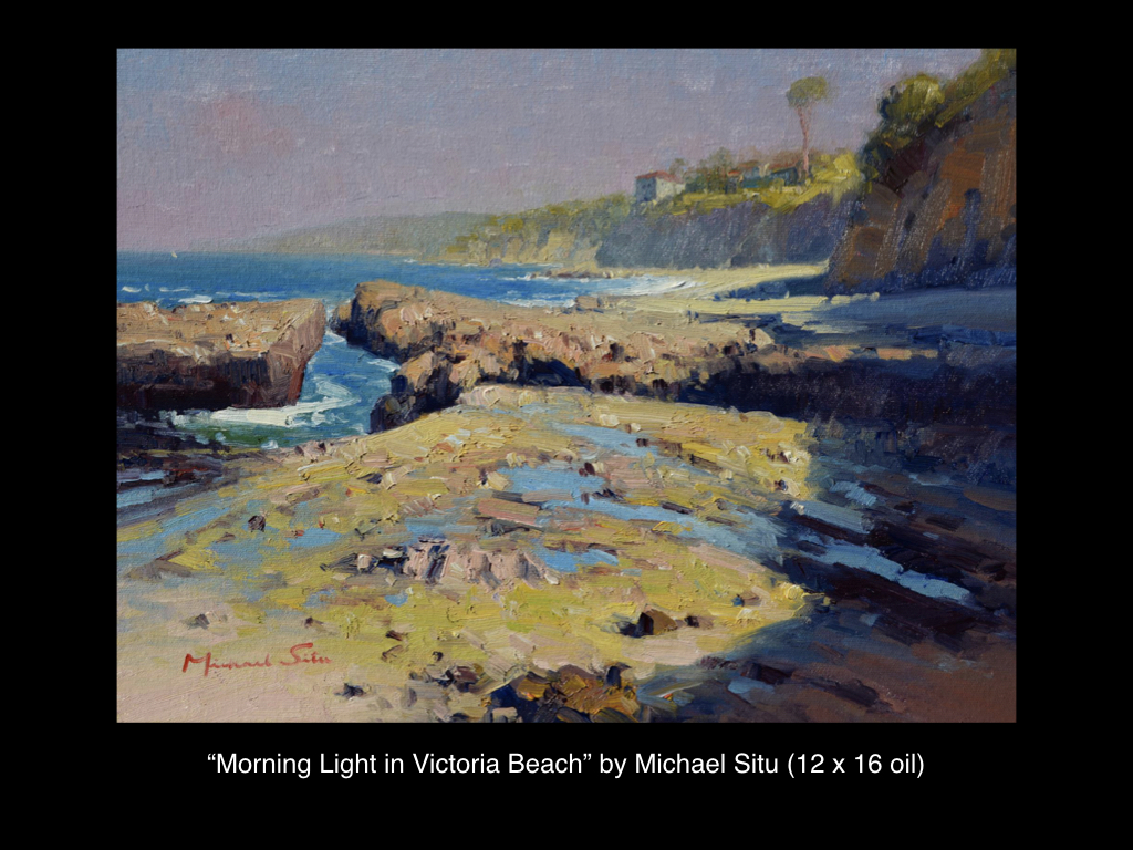 Victoria Beach by Michael Situ