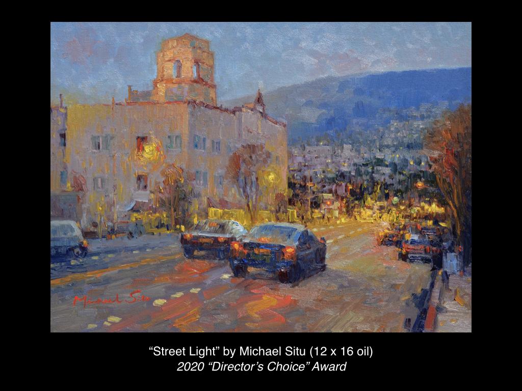 Street Light by Michael Situ