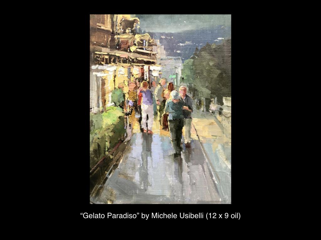 Gelato Paradiso by Michele Usibelli
