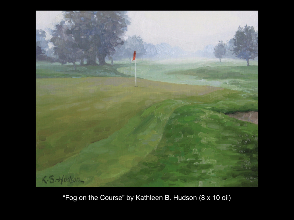 Fog on the Course
