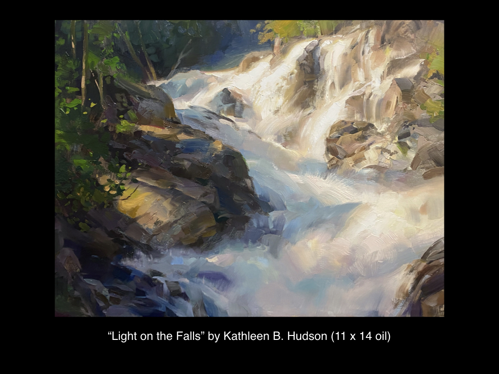 Light on the Falls