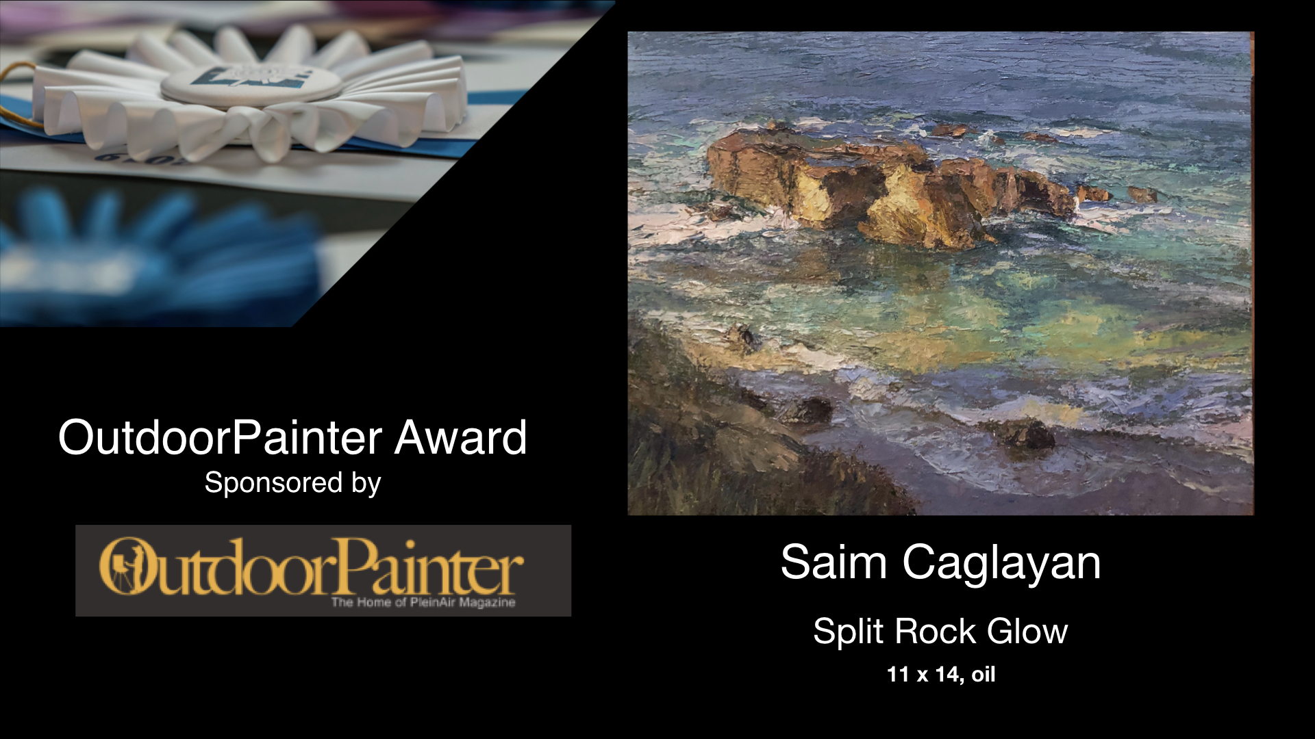 2020 Outdoor Painter Award
