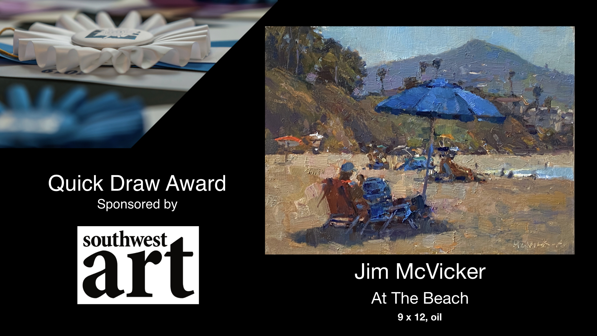 2020 Southwest Art Quick Draw Award
