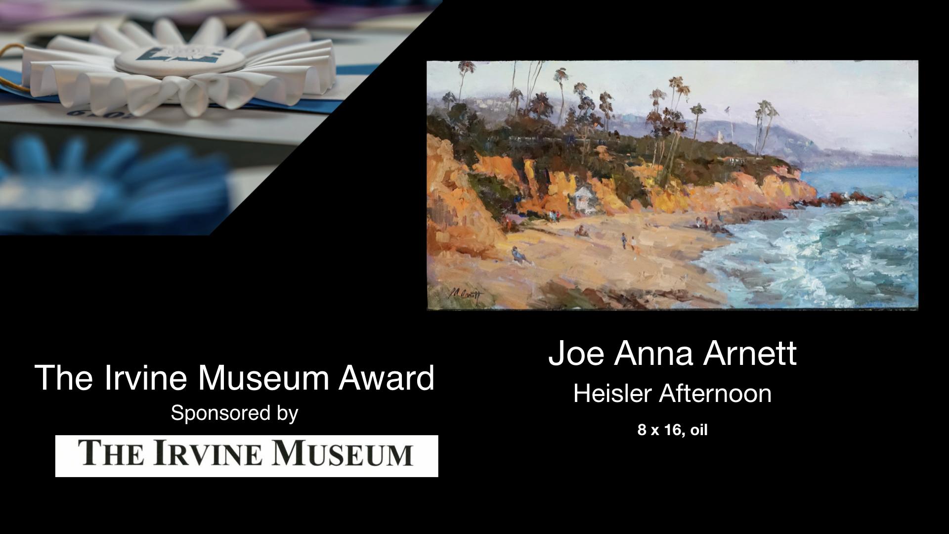 2020 Laguna Invitational Irvine Museum Award