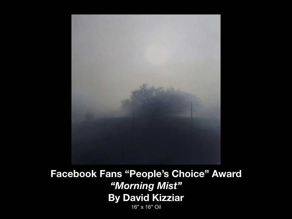 David Kizziar - Facebook Fans People's Choice
