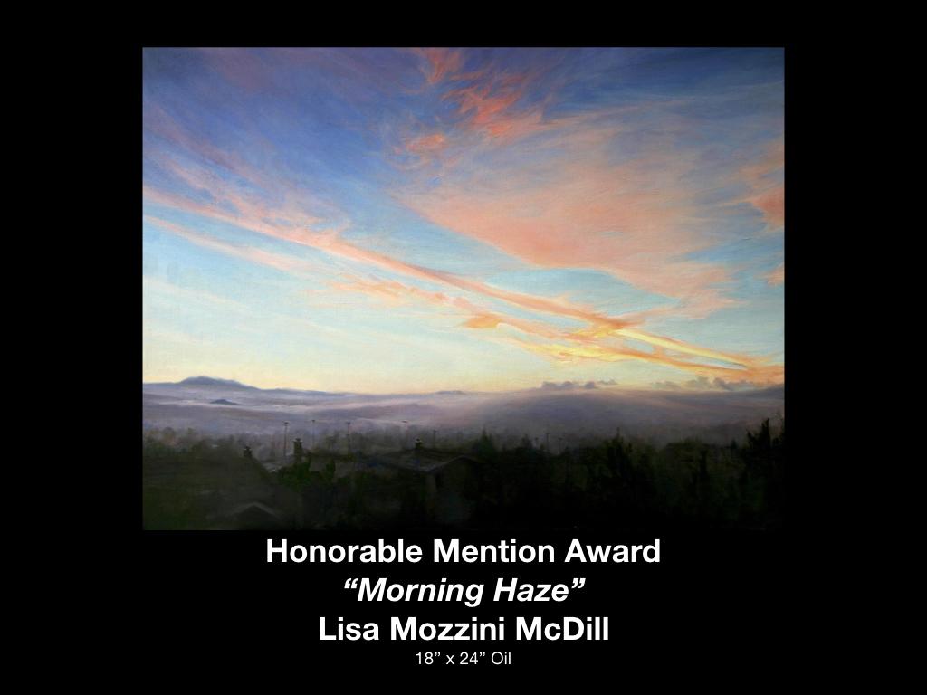 Lisa Mozzini-McDill - Honorable Mention