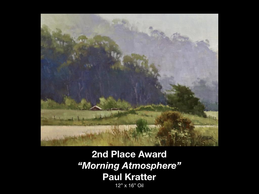 Paul Kratter - 2nd Place