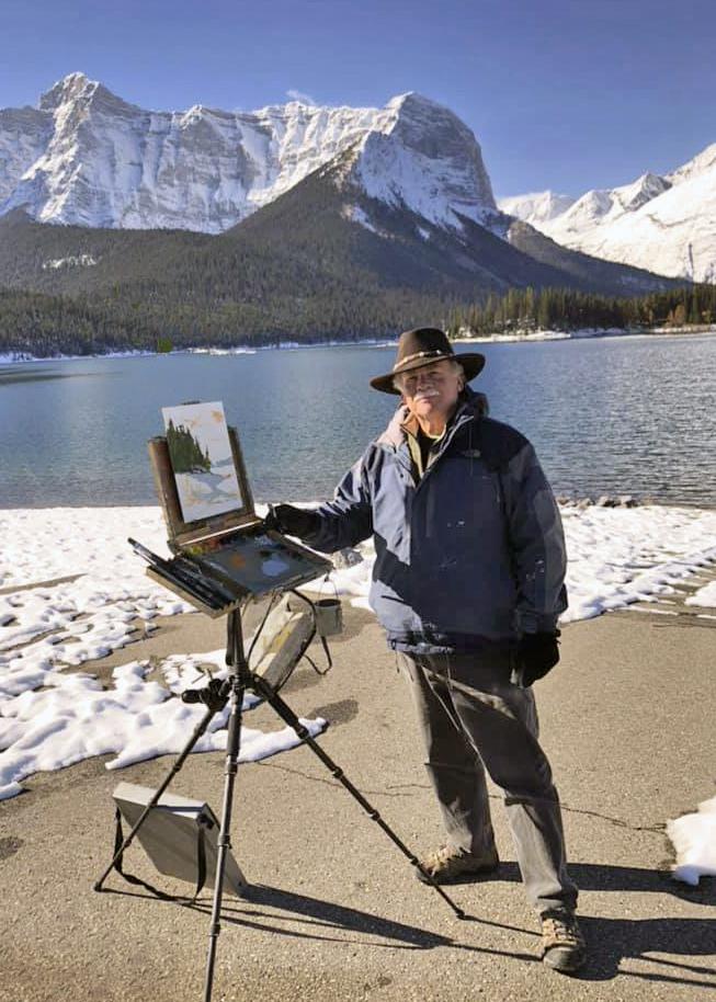 LPAPA Signature Artist Richard Lindenberg