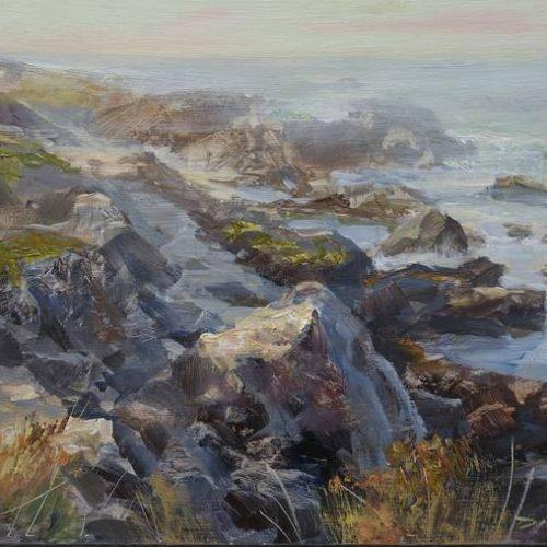 Foghorn by Rick J. Delanty