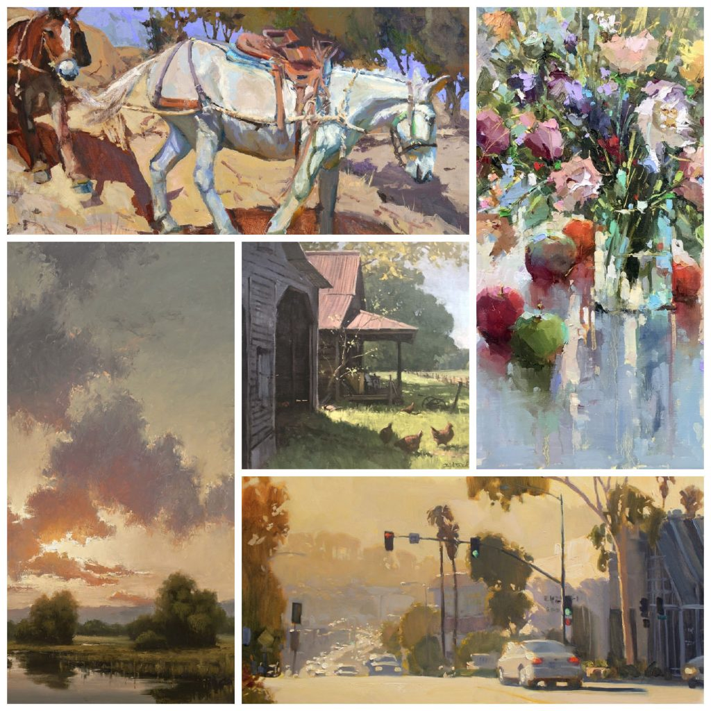 PleinAir Salon Competition LPAPA Artists