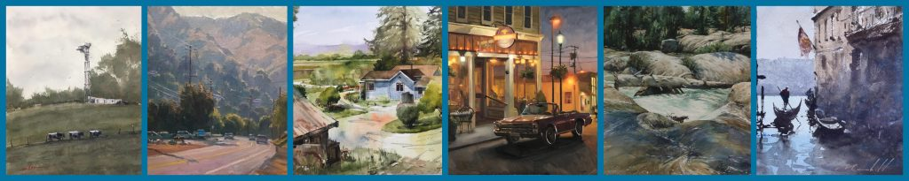Laguna Plein Air Juried Artshow Winners