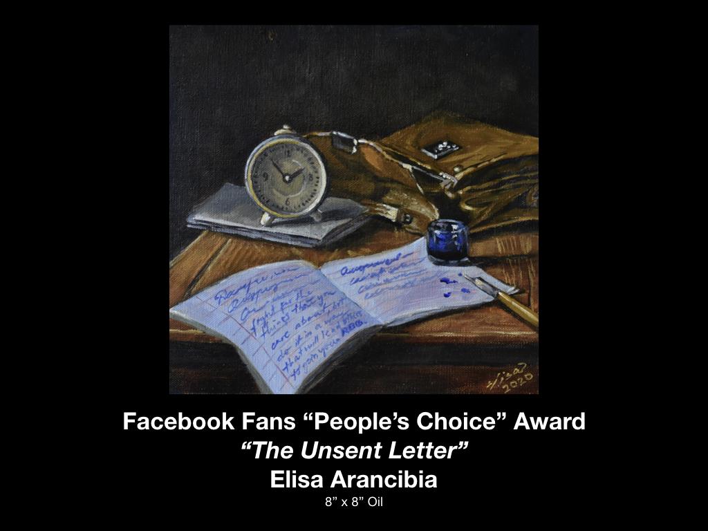 LPAPA Artist Elisa Arancibia