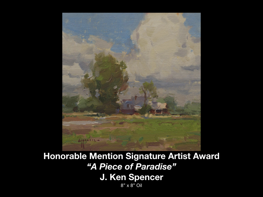 LPAPA Signature Artist J. Ken Spencer