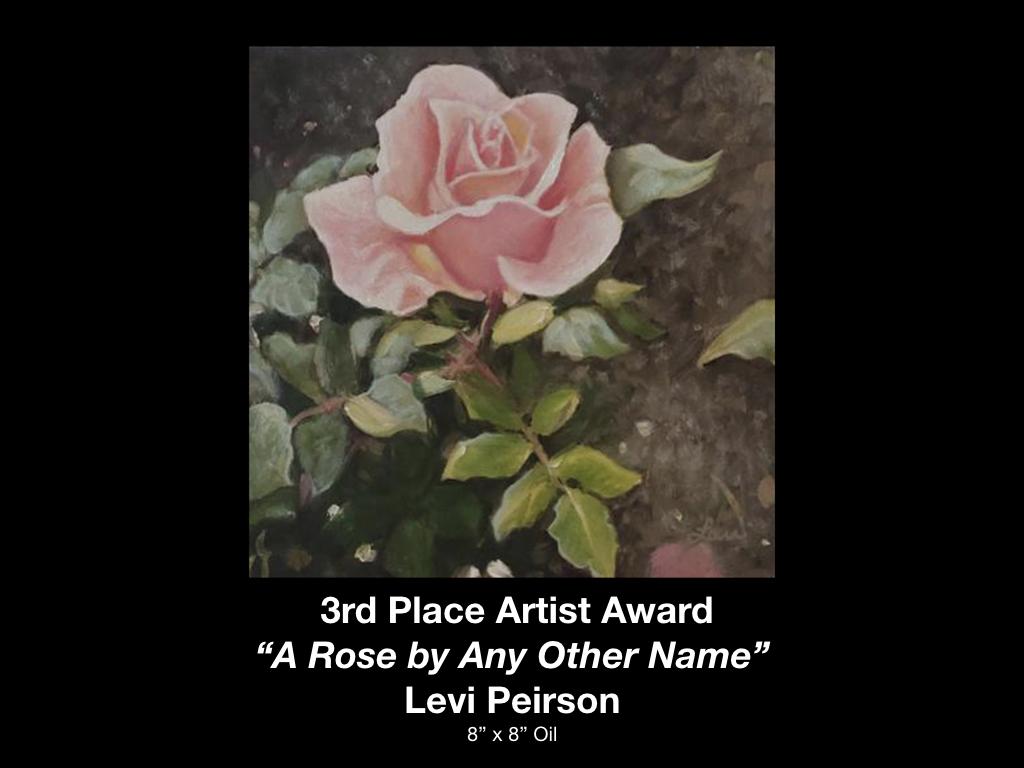 LPAPA Artist Levi Peirson