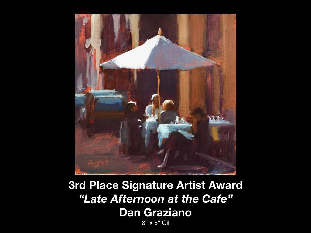 LPAPA Signature Artist Dan Graziano