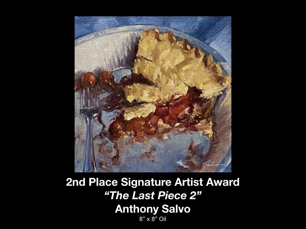 LPAPA Signature Artist Anthony Salvo