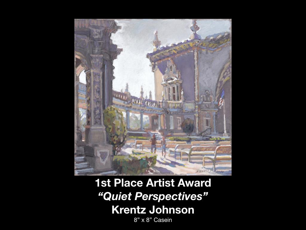LPAPA Artist Krentz Johnson