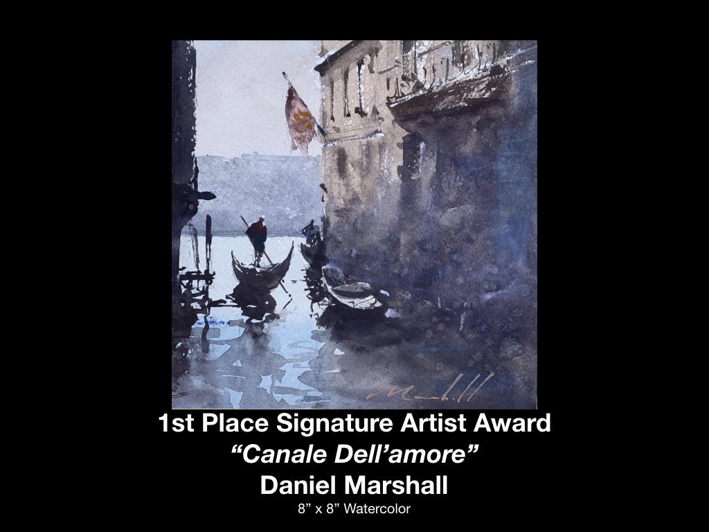 LPAPA Signature Artist Daniel Marshall