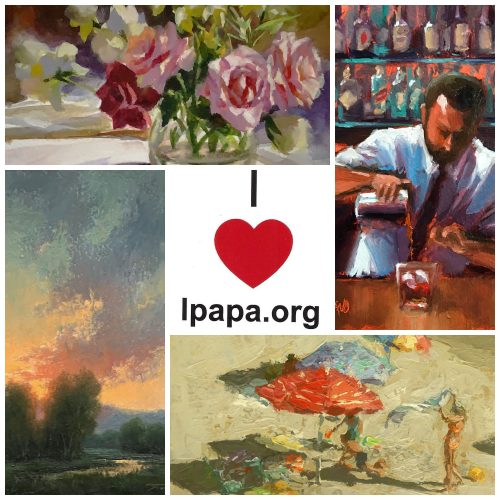 LPAPA Strong & Positive Postcards
