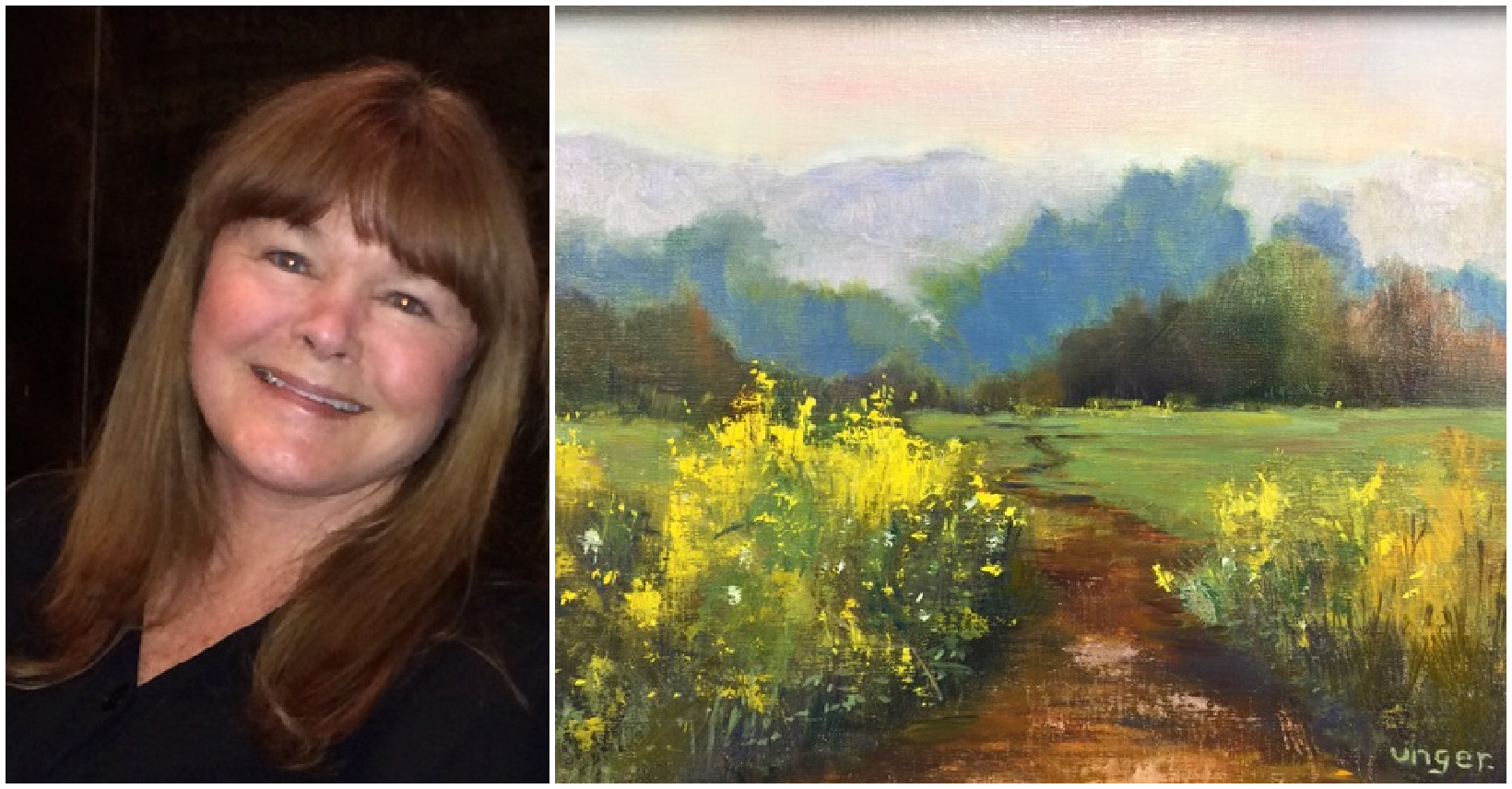 Artist Member of the Month JoAnne Unger