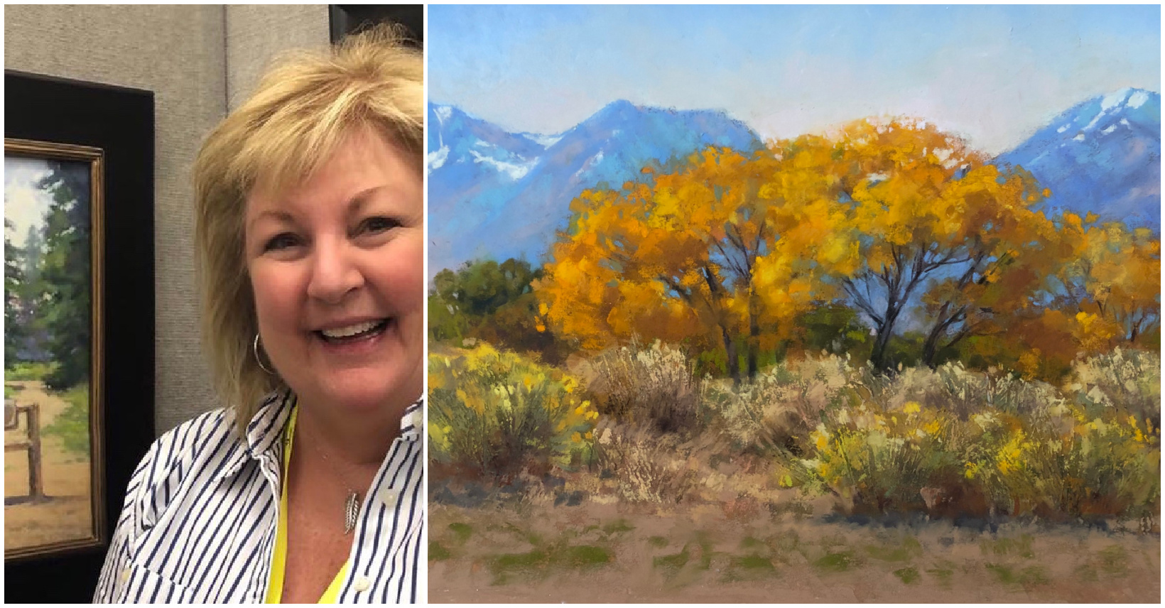 LPAPA Artist of the Month Linda Mutti
