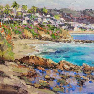 Kristen Olson Stone: Paint Coastal California Video Painting Lessons