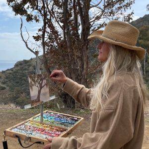 Lisa Skelly: LPAPA/LOCA Virtual Paint Together (recording)