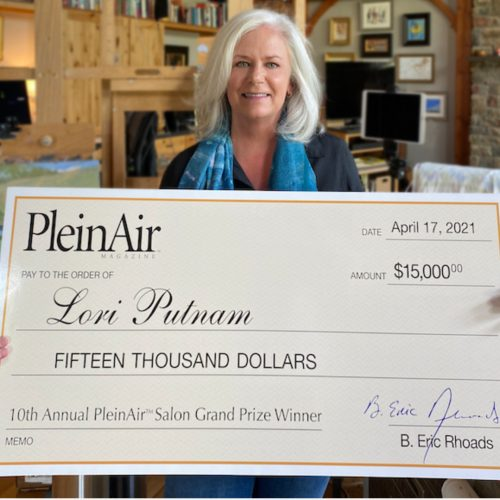 PleinAir Salon 10th Annual Grand Prize Winner - Lori Putnam