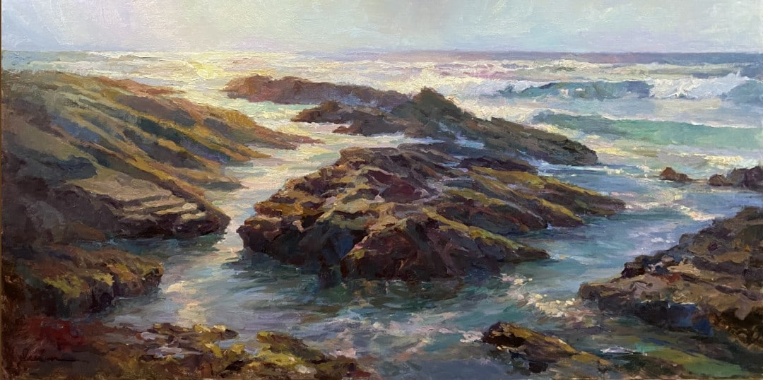 "Best Water ""Illuminant Tide Pools"" by Rose Irelan"
