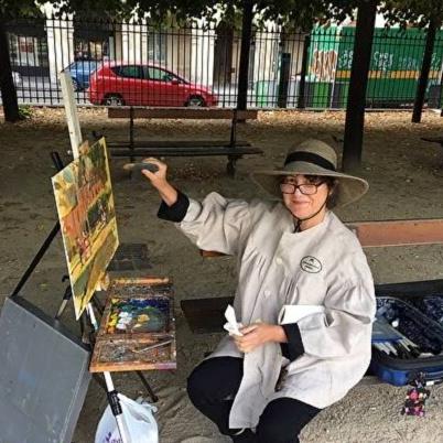 Featured Artist Member: Jill Banks