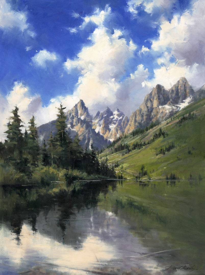 """Best Landscape """"Rising Up"""" by David Marty"""