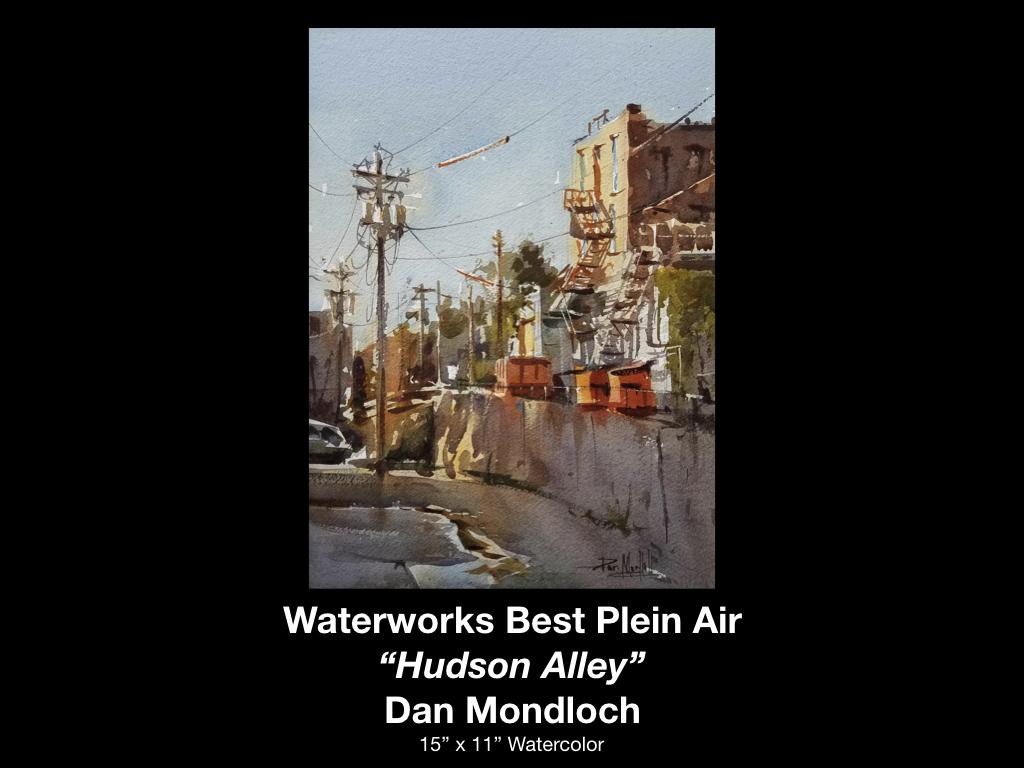Waterworks Award Winner Dan Mondloch